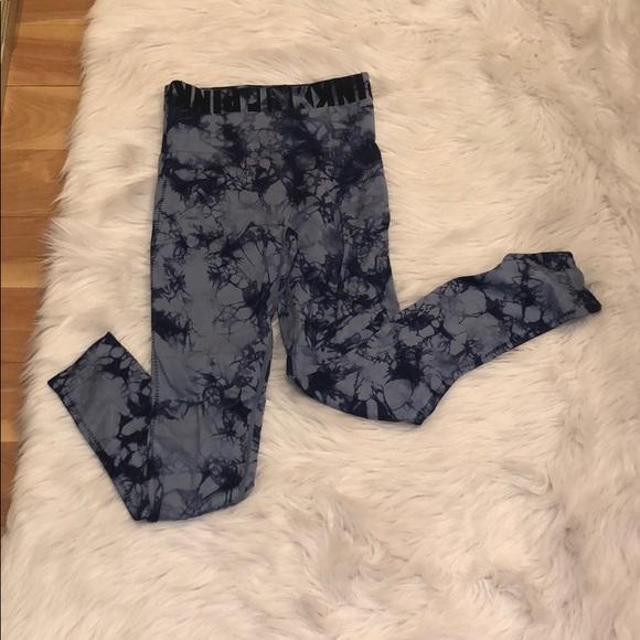 PINK leggings, size xs